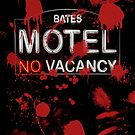 I Survived Bloody Bates Motel by Bryan Freeman