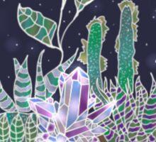 Crystal Terrarium  Sticker