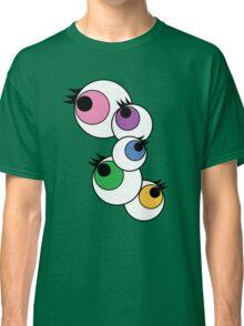 Eyeball Creepy Kawaii Kyary Pamyu Pamyu Pon Pon Pon Classic T-Shirt