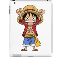 luffy kids iPad Case/Skin