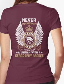 Geography Degree T-Shirt