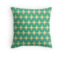 pattern in diamonds Throw Pillow