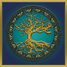 Celtic tree of Life by amira