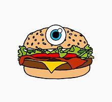 Cyclops Burger Purple Unisex T-Shirt