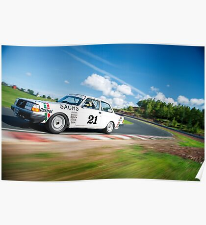 Volvo 240 group A DTM Racer 1 Poster