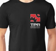 TPR Engineering Stacked Black small Unisex T-Shirt