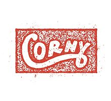 Corny Stamp by Guerillacraft