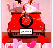 Just Married by ©The Creative  Minds