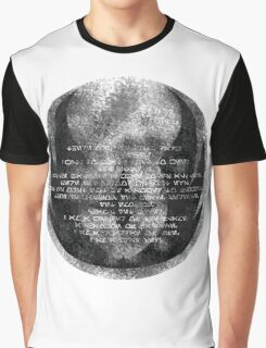 The Grey Jedi Code Graphic T-Shirt