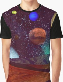 Speed of Light. Graphic T-Shirt