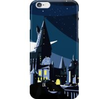 Starry Hogwarts iPhone Case/Skin
