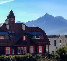 Austrian Alps by tgalietti