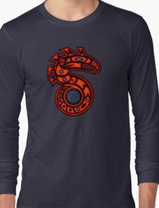 Shadowrun S - Old School Colors Long Sleeve T-Shirt