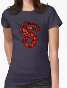 Shadowrun S - Old School Colors Womens Fitted T-Shirt