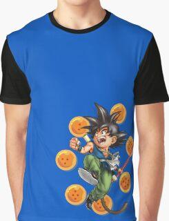 G O K U !!! Graphic T-Shirt