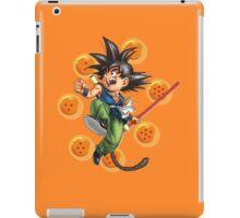G O K U !!! iPad Case/Skin