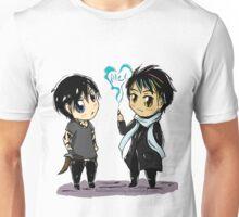 Chibi Malec love Unisex T-Shirt