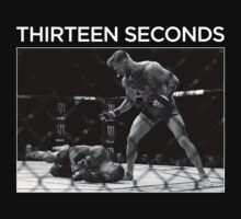 Thirteen Seconds by Fredesign