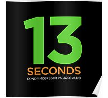 13 Seconds Poster