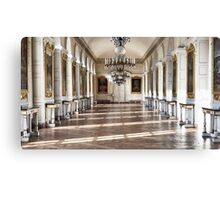 Great Hall, Grand Trianon Canvas Print