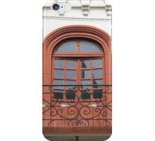Doors and Balcony iPhone Case/Skin