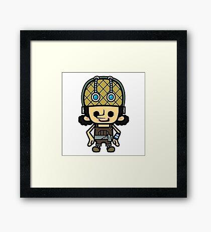 Usopp One Piece Framed Print