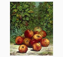 Apples - 1868 - Currier & Ives Unisex T-Shirt