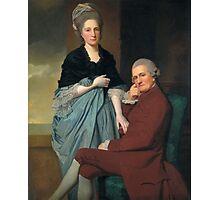George Romney - Mr and Mrs William Lindow, Tate Britain Photographic Print