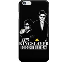 The kings layer brothers- Game of Thrones iPhone Case/Skin