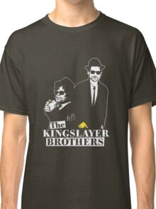 The kings layer brothers- Game of Thrones Classic T-Shirt