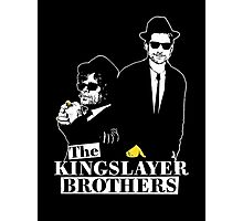 The kings layer brothers- Game of Thrones Photographic Print