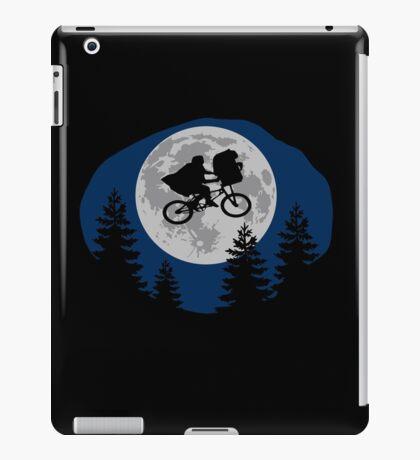 A sci-fi night iPad Case/Skin