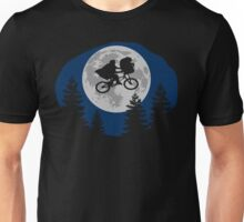 A sci-fi night Unisex T-Shirt