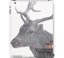 Deer Multiple Exposure iPad Case/Skin