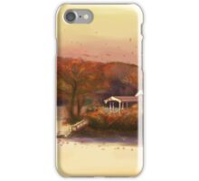 The House iPhone Case/Skin