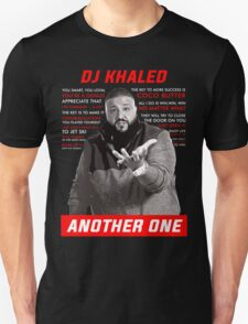 Another One - DJ Khaled T-Shirt