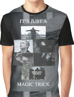 Magic Trick Graphic T-Shirt