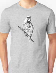 Scaly Breasted Munia 2 T-Shirt