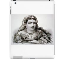 Asia - 1870 - Currier & Ives iPad Case/Skin