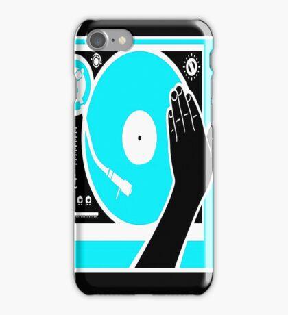 DJ SPINIT! iPhone Case/Skin