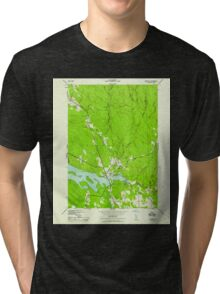 New York NY Redfield 136039 1942 24000 Tri-blend T-Shirt