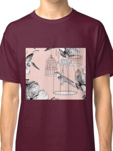 bird in the cage  Classic T-Shirt