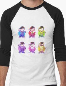 Jumpsuit matsu - allmatsu 2 Men's Baseball ¾ T-Shirt