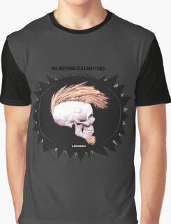 Serie 3/4. Nº 19 Metallica Graphic T-Shirt