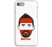 EURO  2016 Austria iPhone Case/Skin