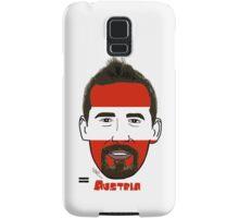 EURO  2016 Austria Samsung Galaxy Case/Skin