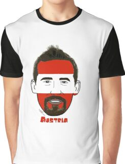 EURO  2016 Austria Graphic T-Shirt