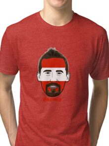 EURO  2016 Austria Tri-blend T-Shirt