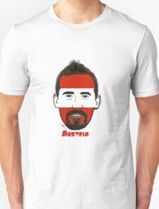 EURO  2016 Austria Unisex T-Shirt