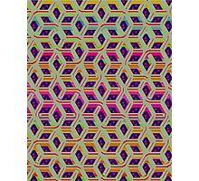 dunnoz knit #1 Photographic Print